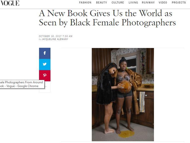 Vogue magazine -