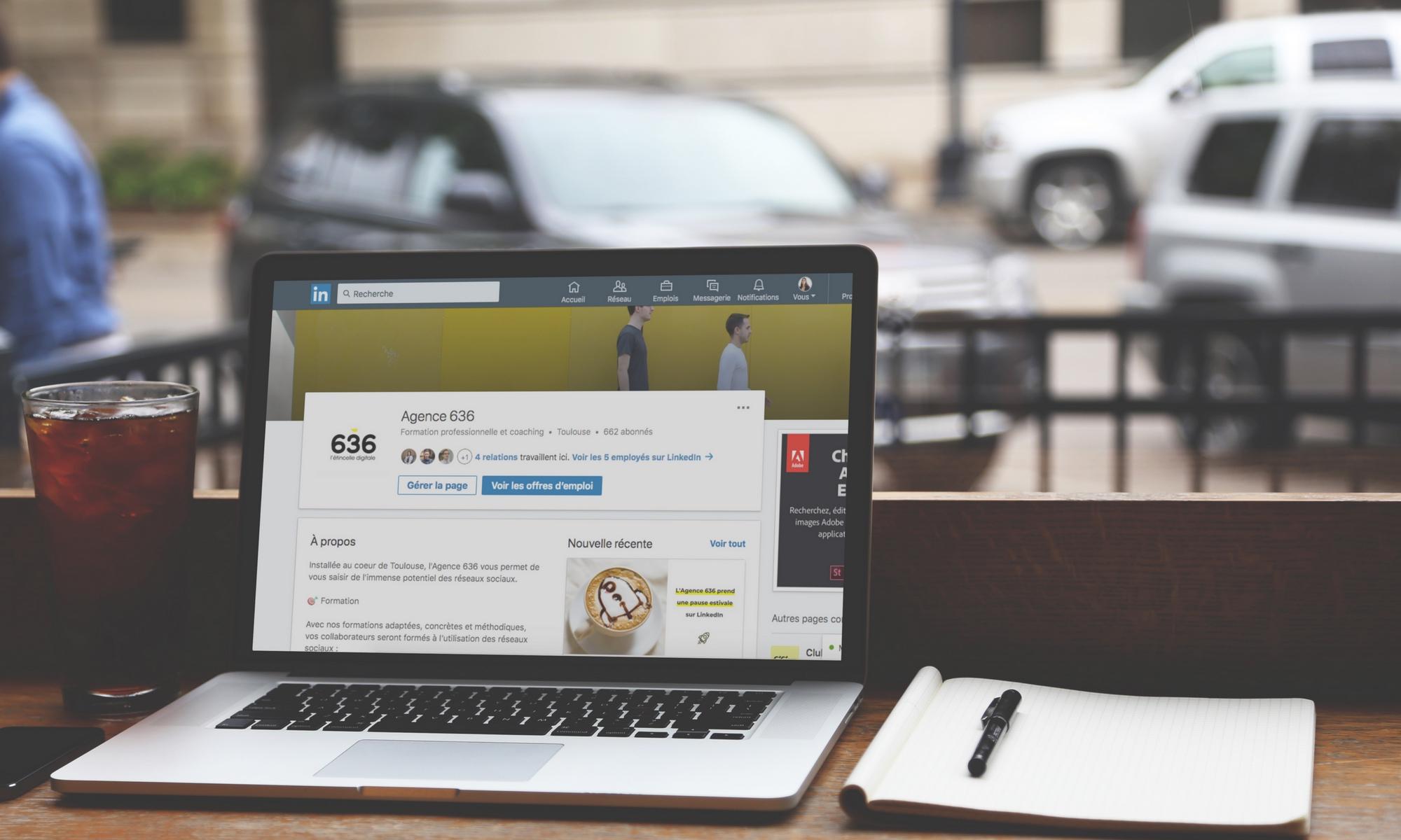 Formation LinkedIn - LinkedIn est le réseau social professionnel en 2019. Formez vos collaborateurs à l'utilisation de cet outil grâce à nos formations sur-mesure et concrètes.
