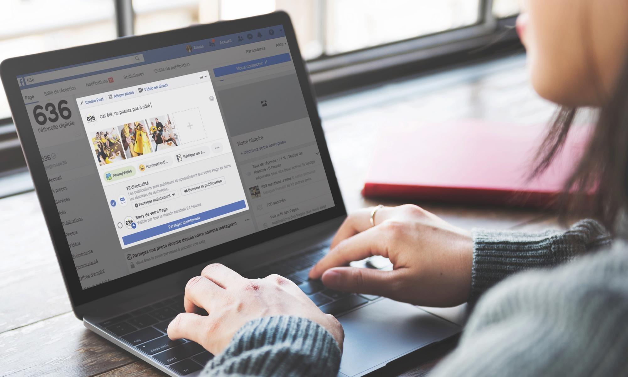 Formation Facebook - Facebook est le réseau social global. Son potentiel n'est plus à démontrer. Nos formations vous permettront de vous saisir ses nombreuses possibilités d'action.