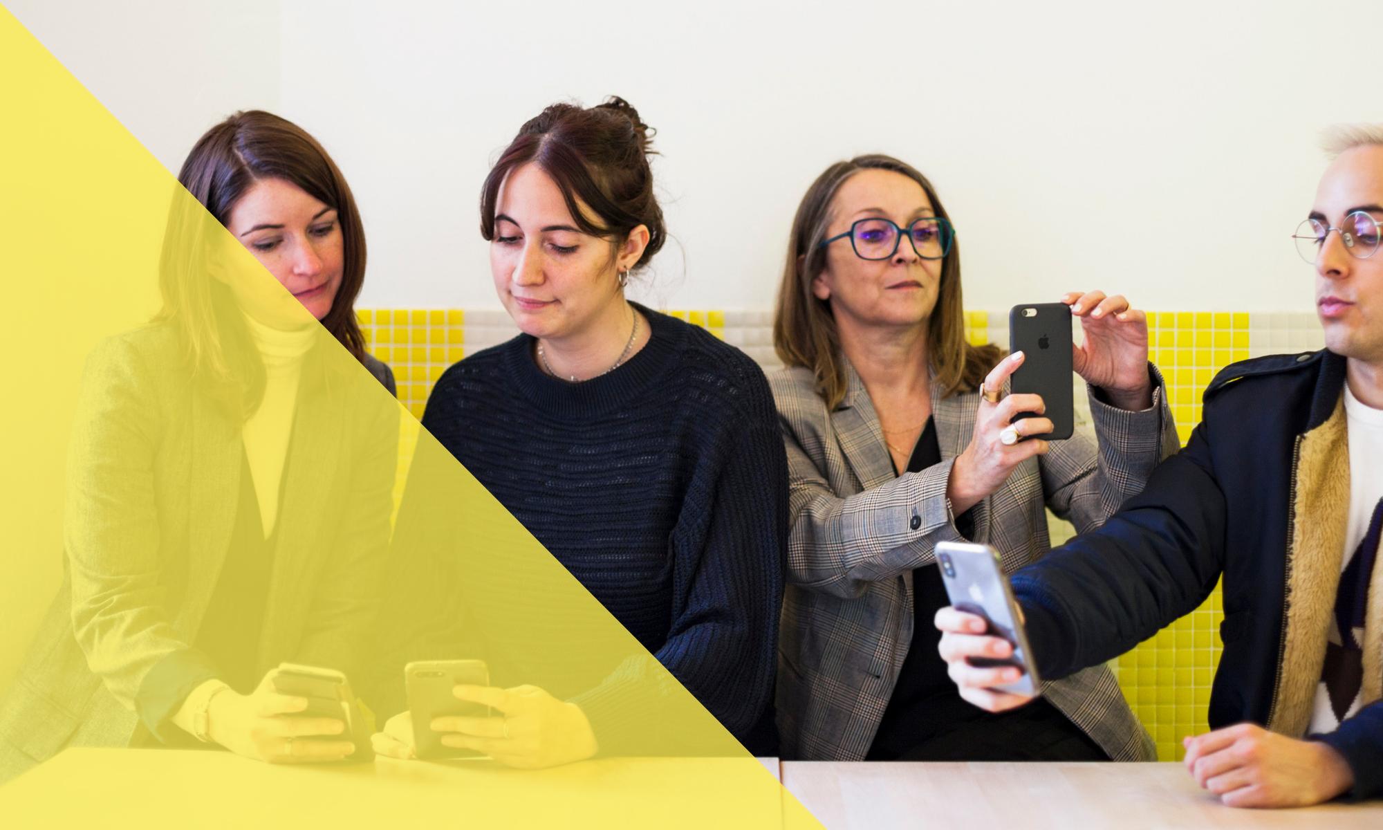 Programme ambassadeurs - Autour de votre communication institutionnelle d'entreprise, faites de vos collaborateurs volontaires des ambassadeurs engagés de votre entreprise sur les réseaux sociaux.
