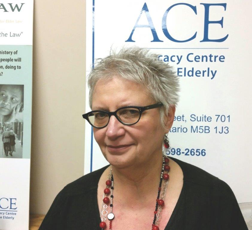 Judith Wahl  is a lawyer, practicing as a legal consultant and speaker at Wahl Elder Law. She was previously the Executive Director and senior lawyer at the Advocacy Centre for the Elderly 1984-2016 and in private practice with Birenbaum, Koffman, Steinberg 1979-1984. She has an Honours B.A. in English from the University of Toronto (1974) and an LL.B. from Osgoode Hall Law School, York University (1977).  Throughout her legal career, Judith has been very active in advocating for the rights of older adults and in the development of elder law as an area of practice. She was awarded the Queen Elizabeth II Diamond Jubilee Medal (2013) for her contribution to the development of Elder Law in Canada. She is also the recipient of the Ontario Bar Association Award for Distinguished Service, 2008, and the Osgoode Hall Law School Gold Key Award for Public Service, 2006,