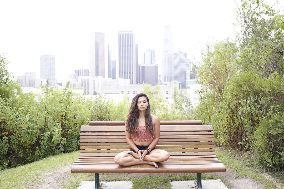 Sit. Breathe. Be.