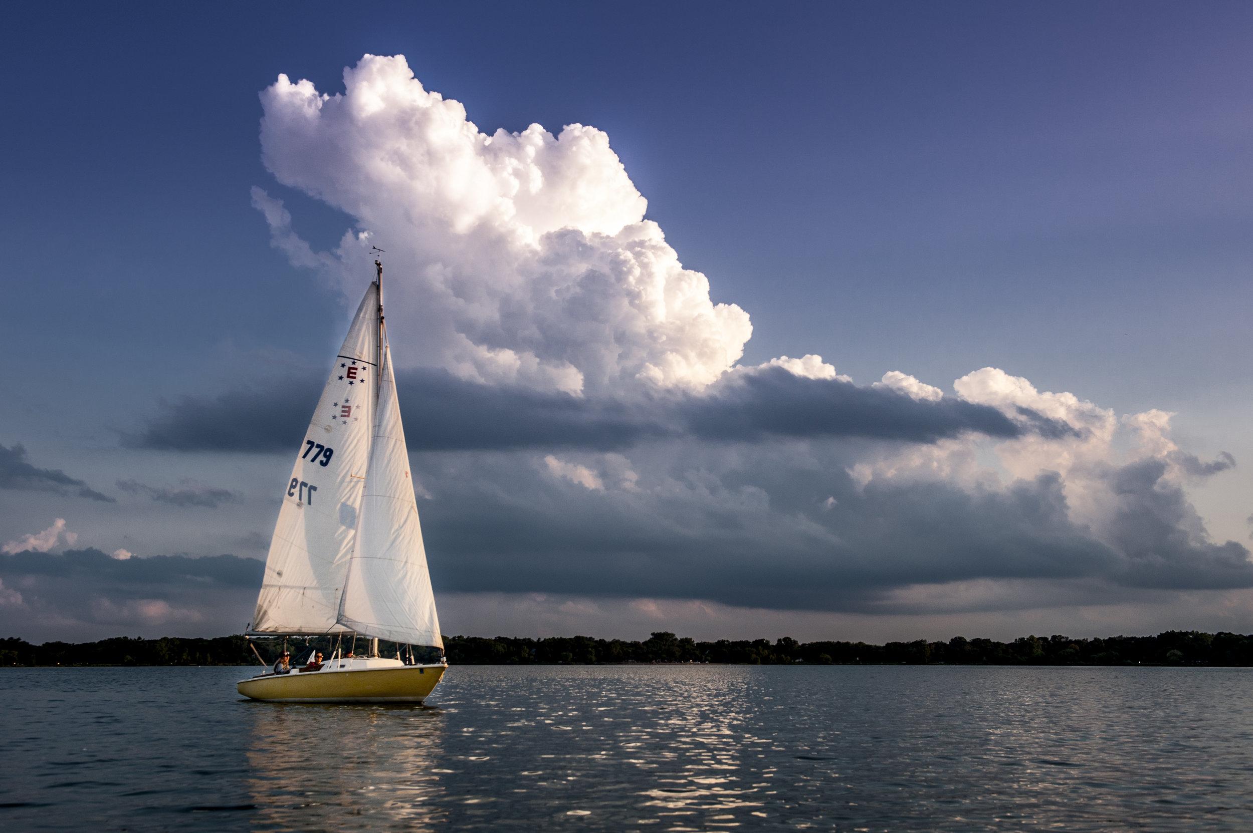 Intermediate Keelboat