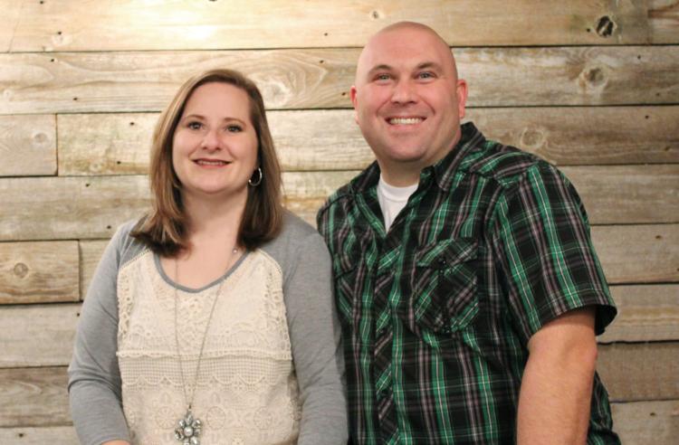 Pastor Nick and Aimee Hawkins