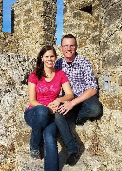 Pastor Randy and Annika