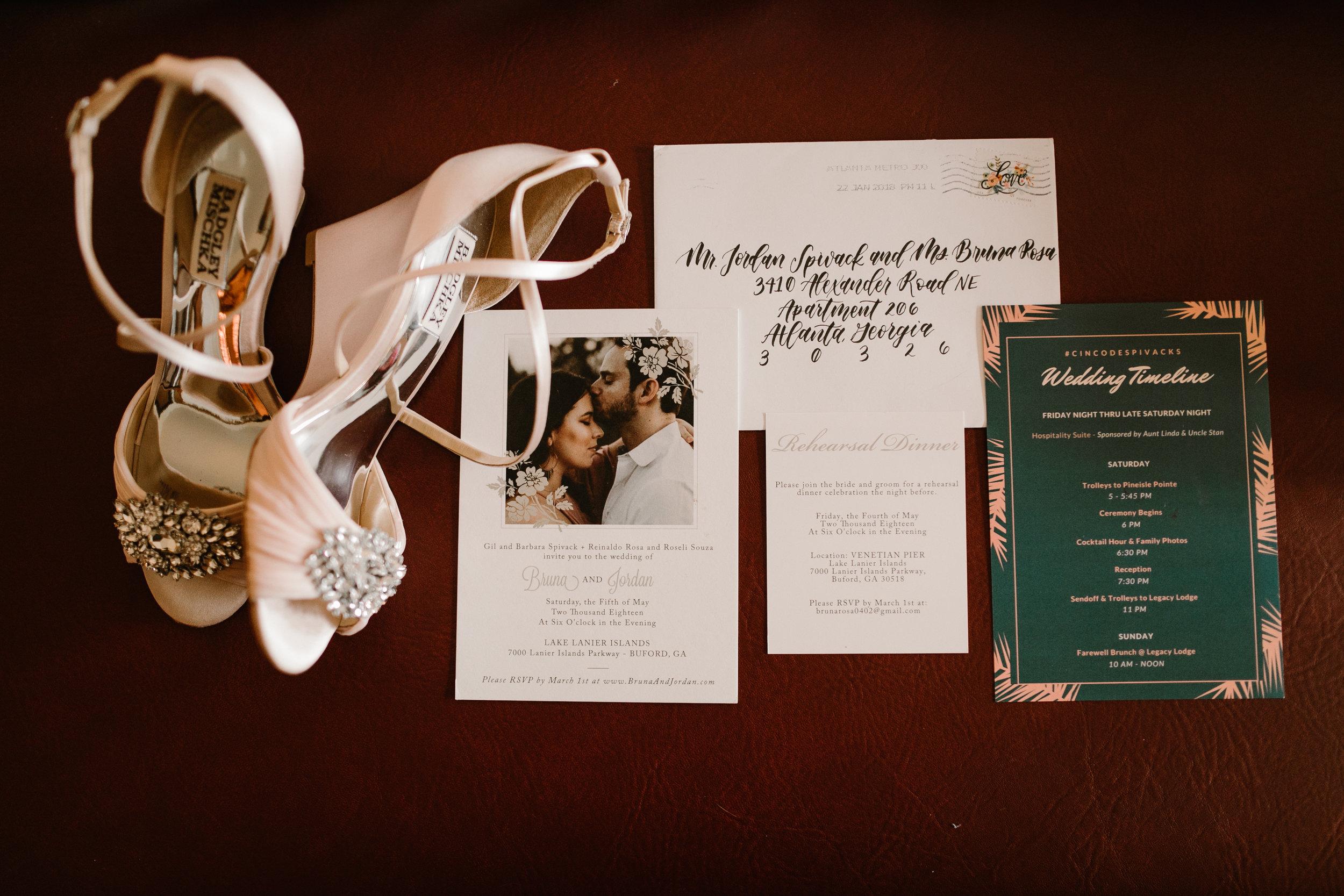 Bruna and Jordan Lake Lanier Wedding Atlanta GA Victoria Bonvicini Photography-23.jpg