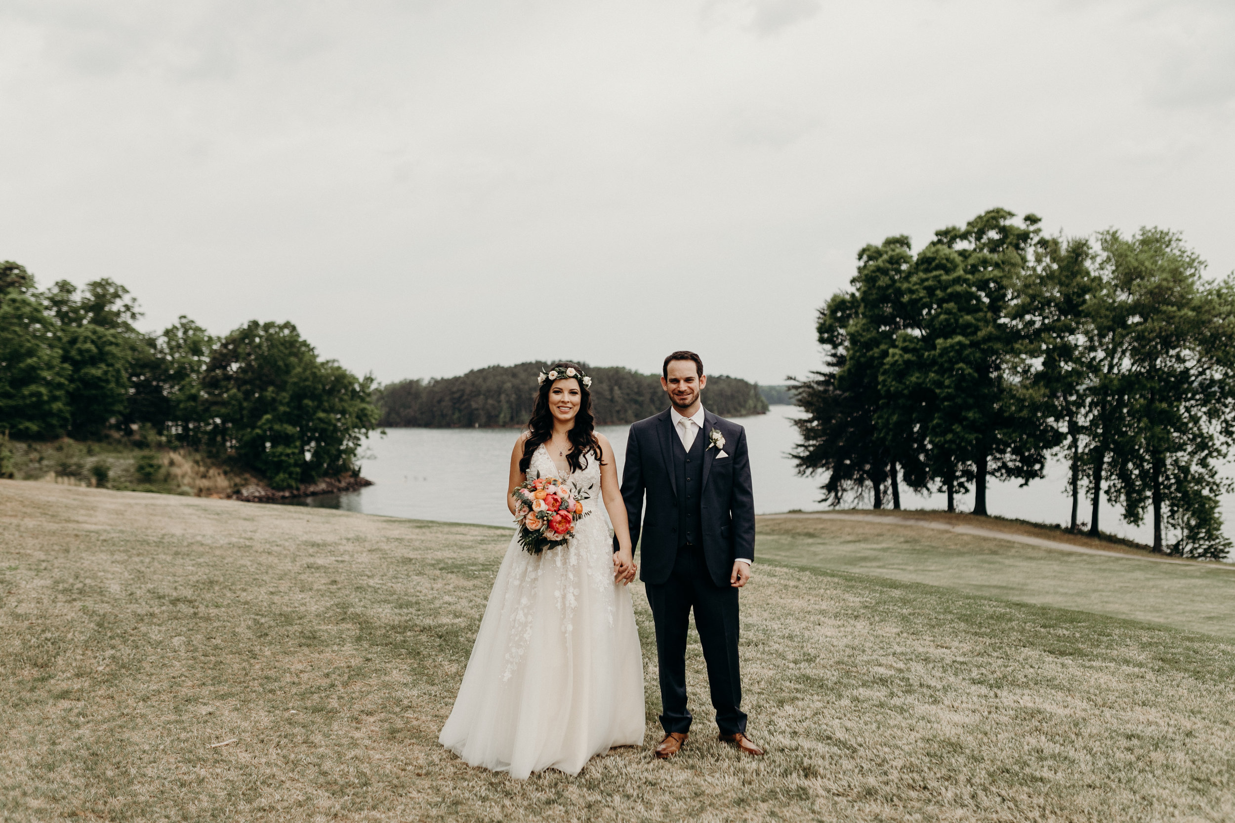Bruna and Jordan Lake Lanier Wedding Atlanta GA Victoria Bonvicini Photography-103.jpg