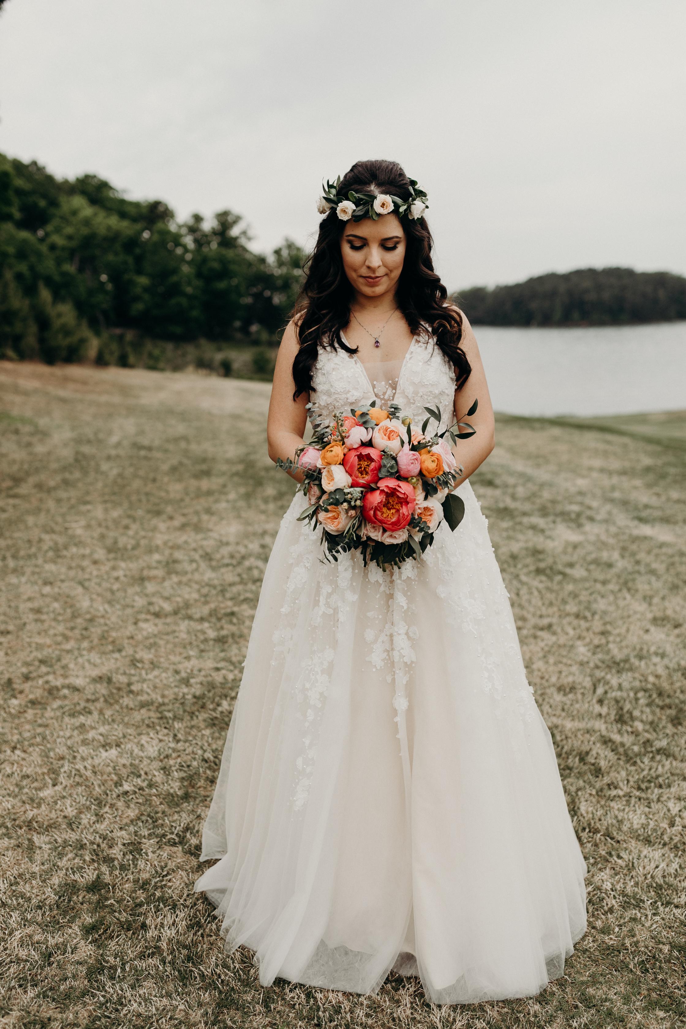 Bruna and Jordan Lake Lanier Wedding Atlanta GA Victoria Bonvicini Photography-167.jpg