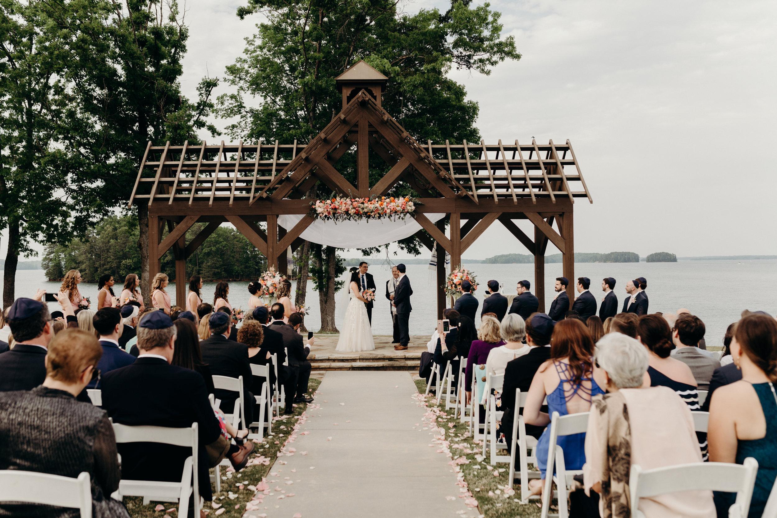Bruna and Jordan Lake Lanier Wedding Atlanta GA Victoria Bonvicini Photography-458.jpg