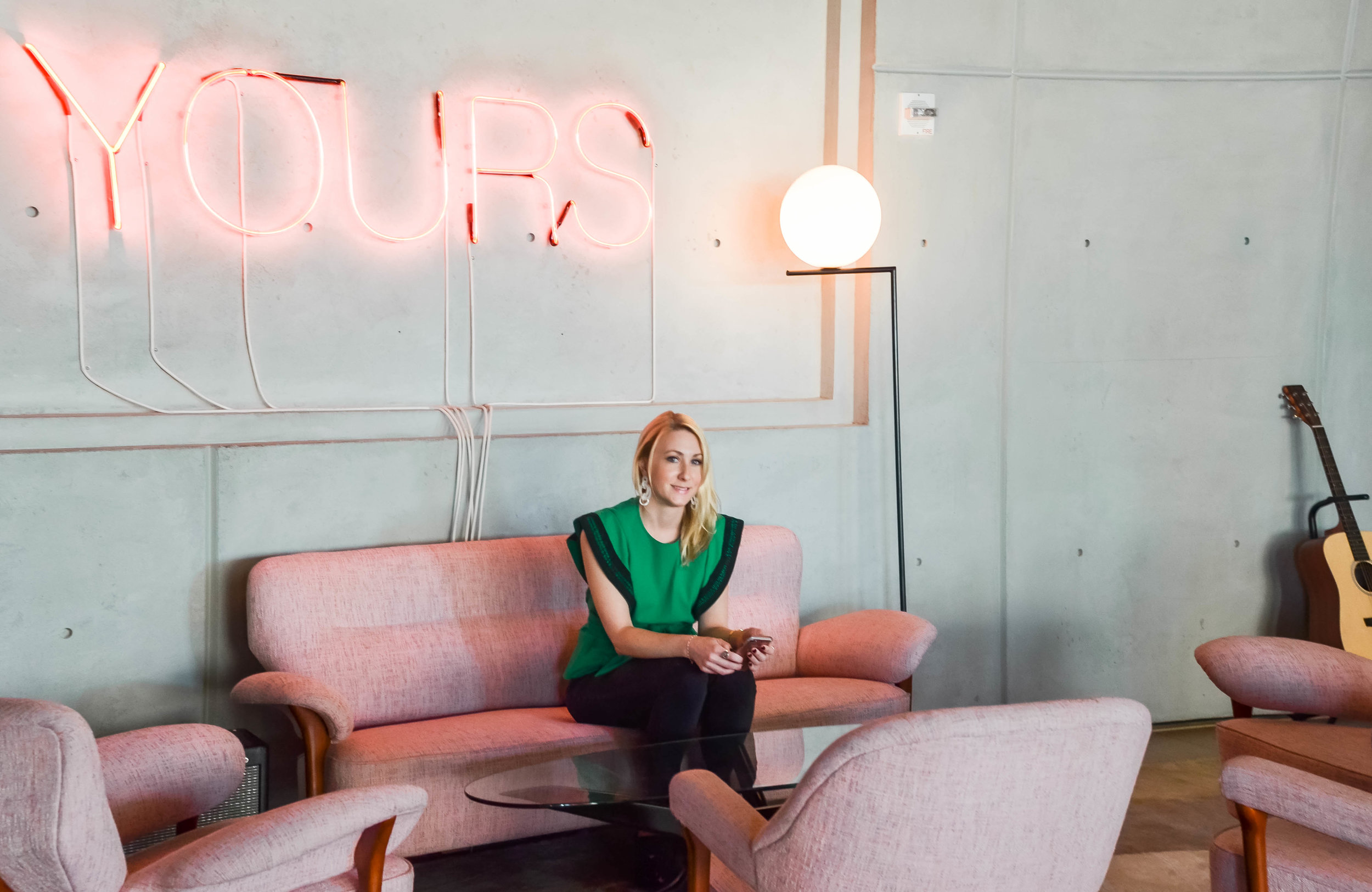 Featured FemmBoss:Sharing What it's Really Like Running a Fashion-Tech Accelerator - Jackie Trebilcock