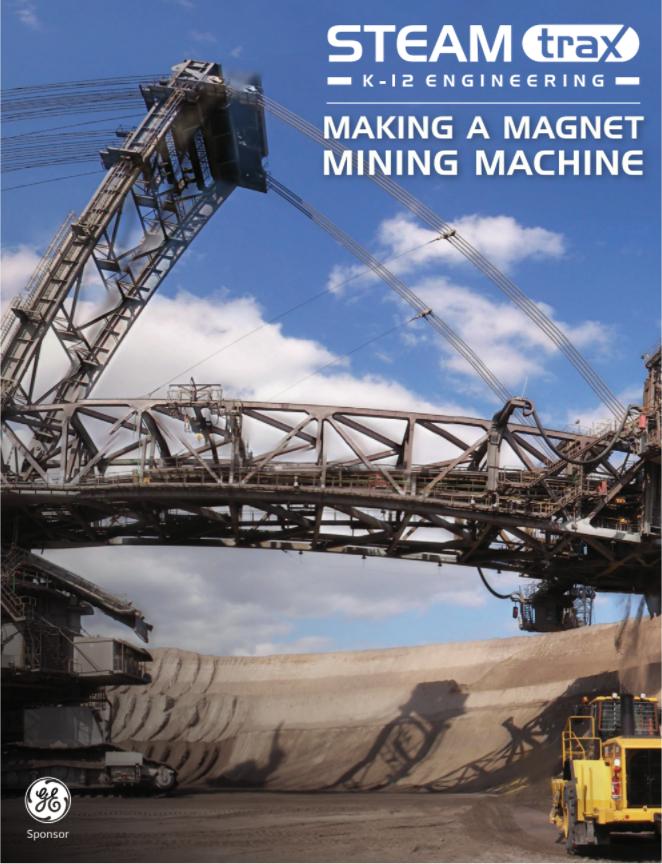 Making a Magnet Mining Machine