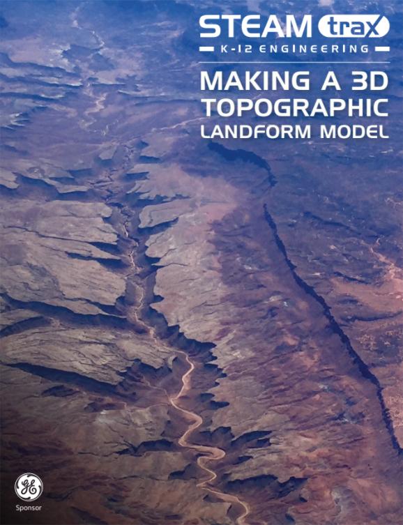 Making a 3D Topographic Landform Model