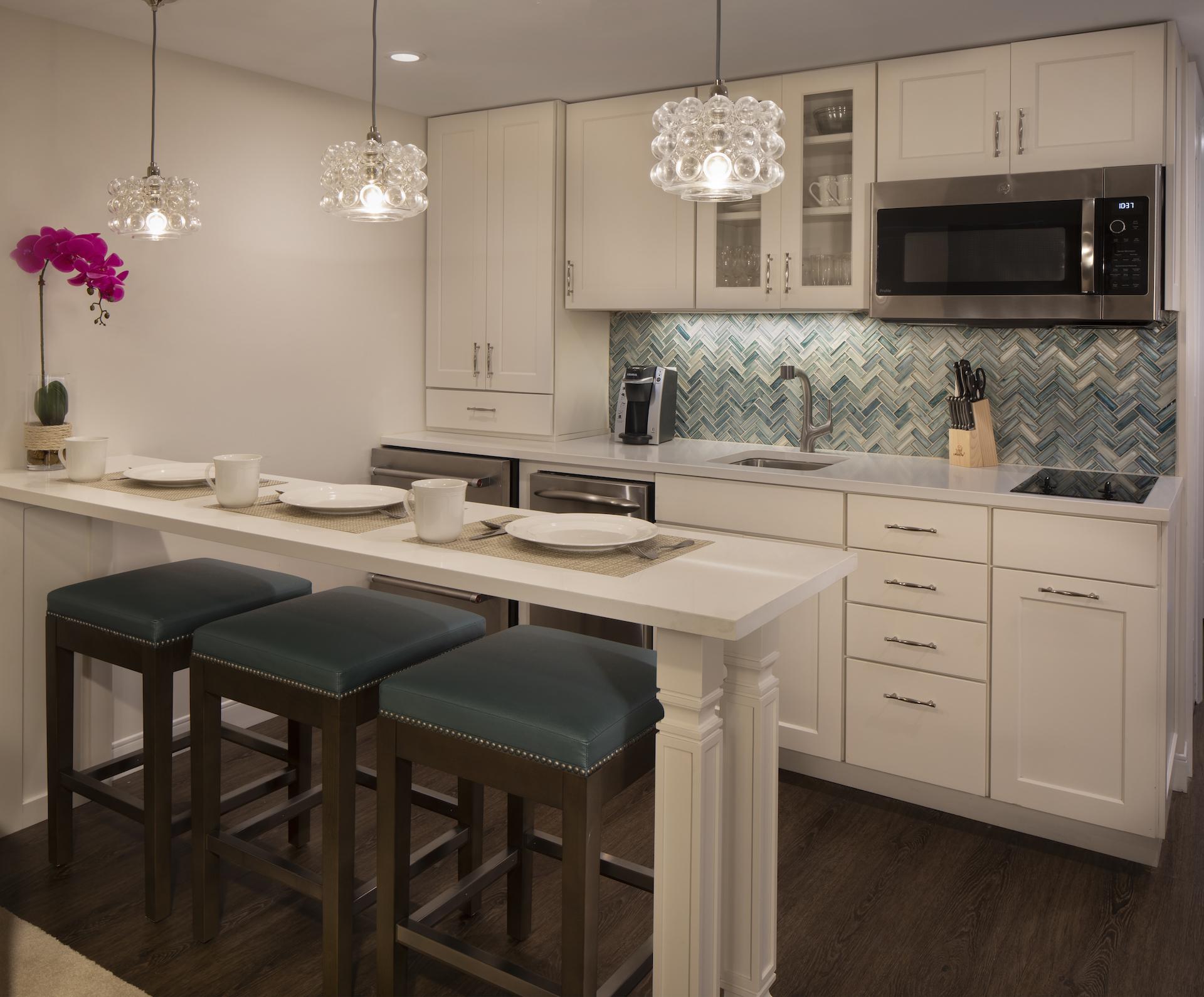 The Laureate Key West kitchen