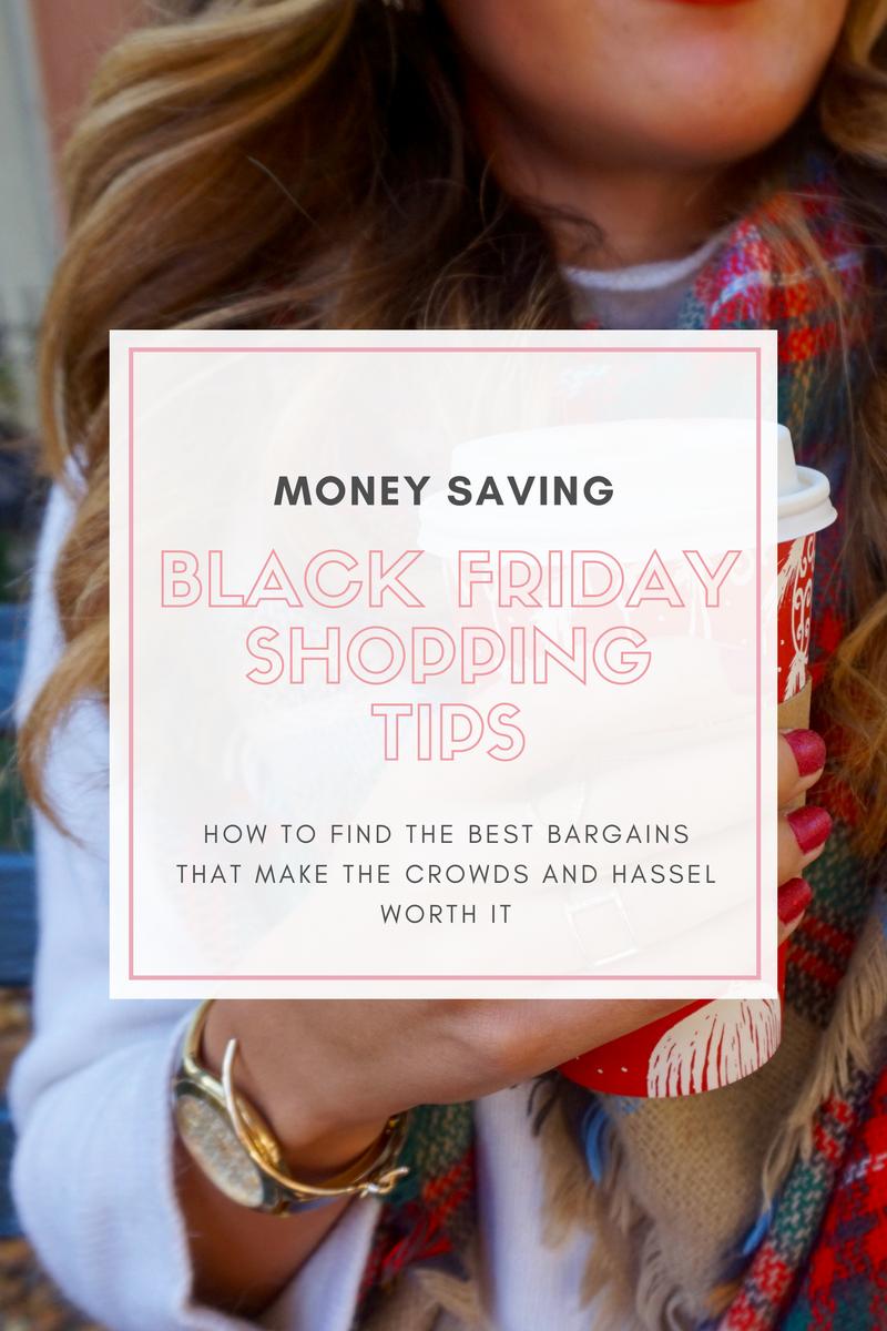 Money Saving Black Friday Shopping Tips