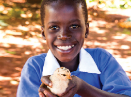6 Special Gifts That Give Back, compassion international gifts