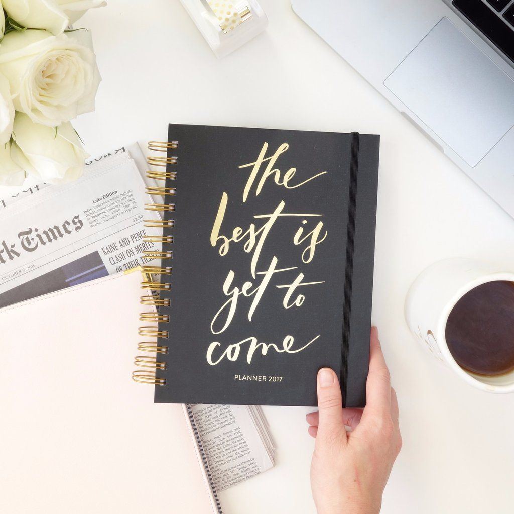 6 Special Gifts That Give Back, Christian 2017 planner