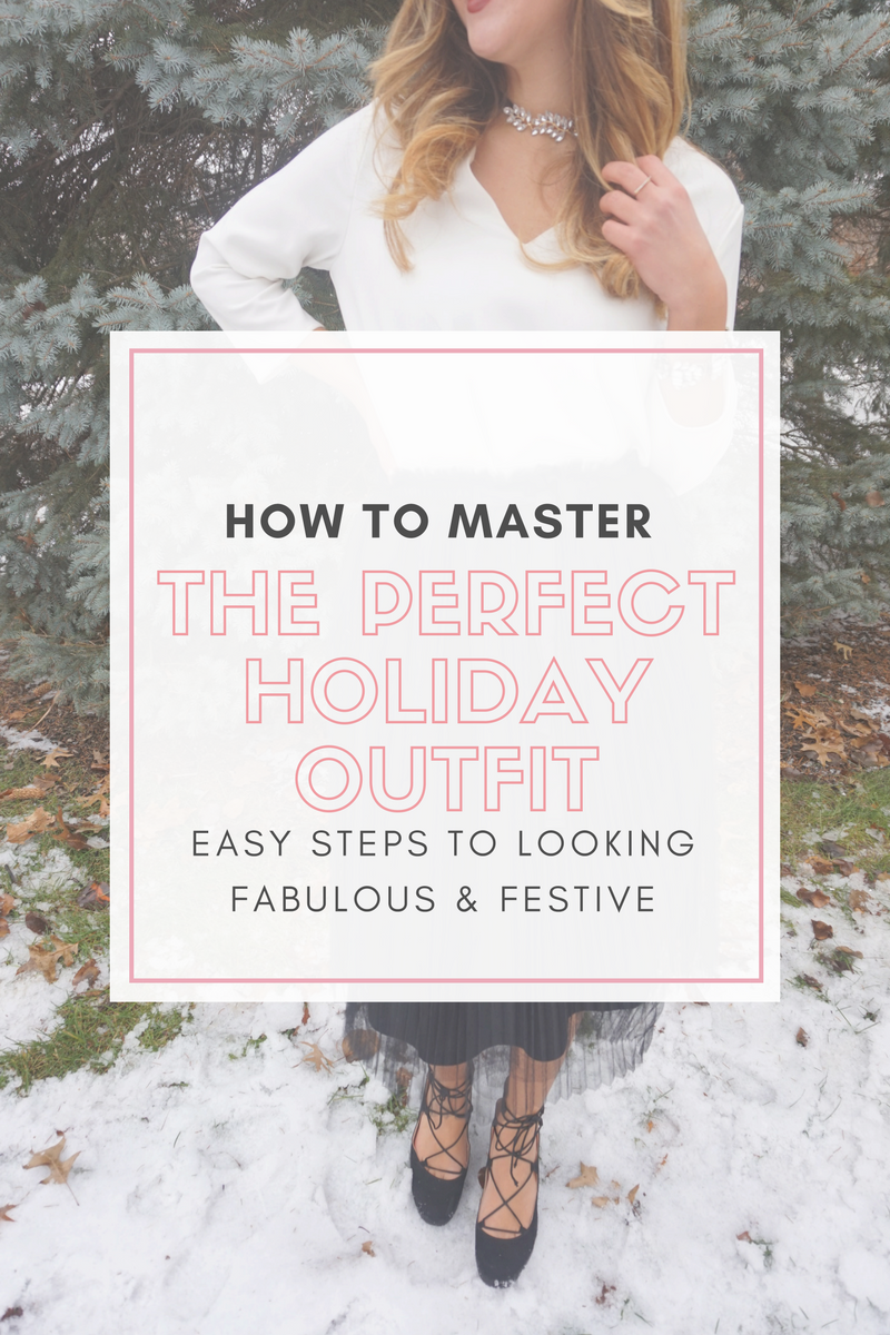 How to Master the Perfect Holiday Outfit