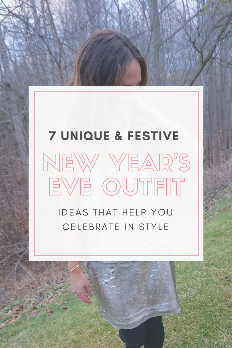 7 New Year's Eve Outfit Ideas
