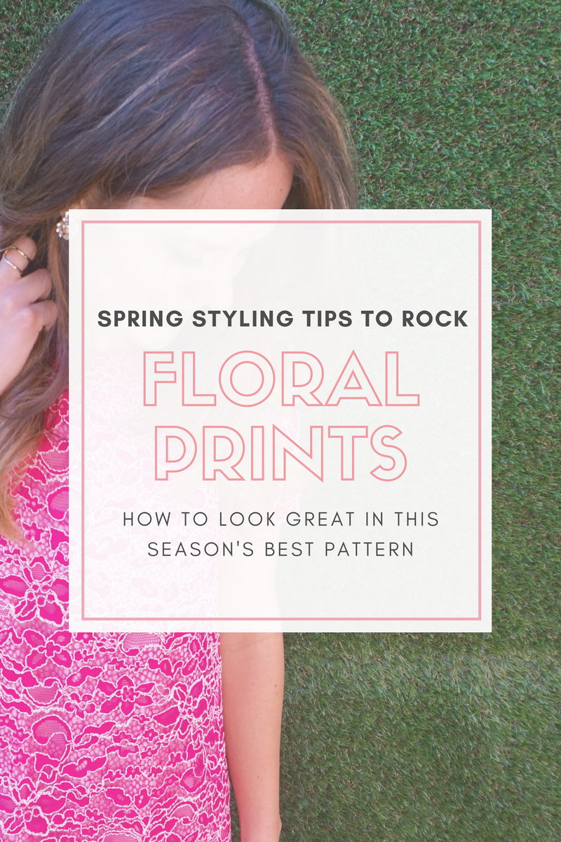 Styling Tips To Rock Floral Prints This Spring
