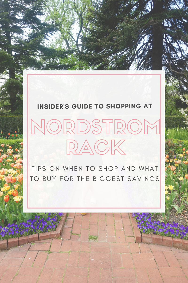 When and What to Buy at Nordstrom Rack