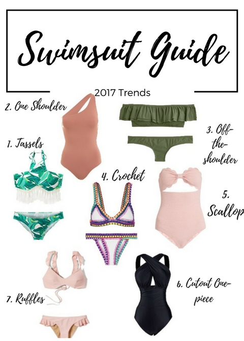 Summer Swimsuit Guide: Top Trends This Season!