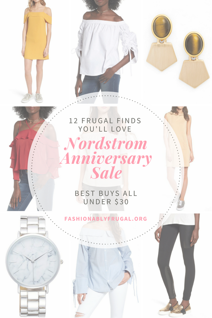 Top 12 Items to Buy from the Nordstrom Anniversary Sale Under $30
