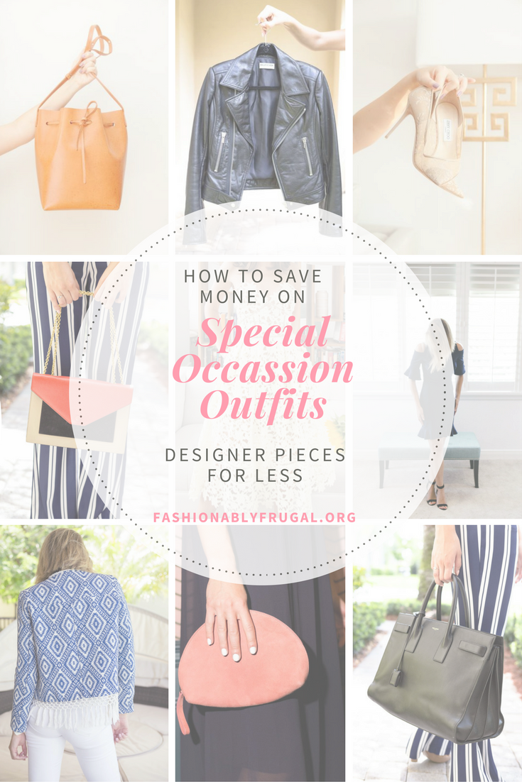 How to Save Money on your Next Special Occassion Outfit