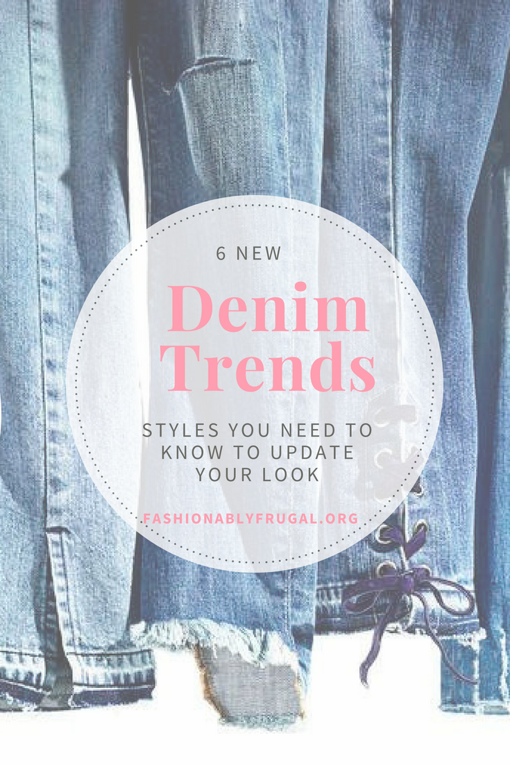 6 New Denim Trends You Need to Know