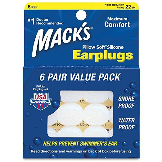 Earplugs - $5.22