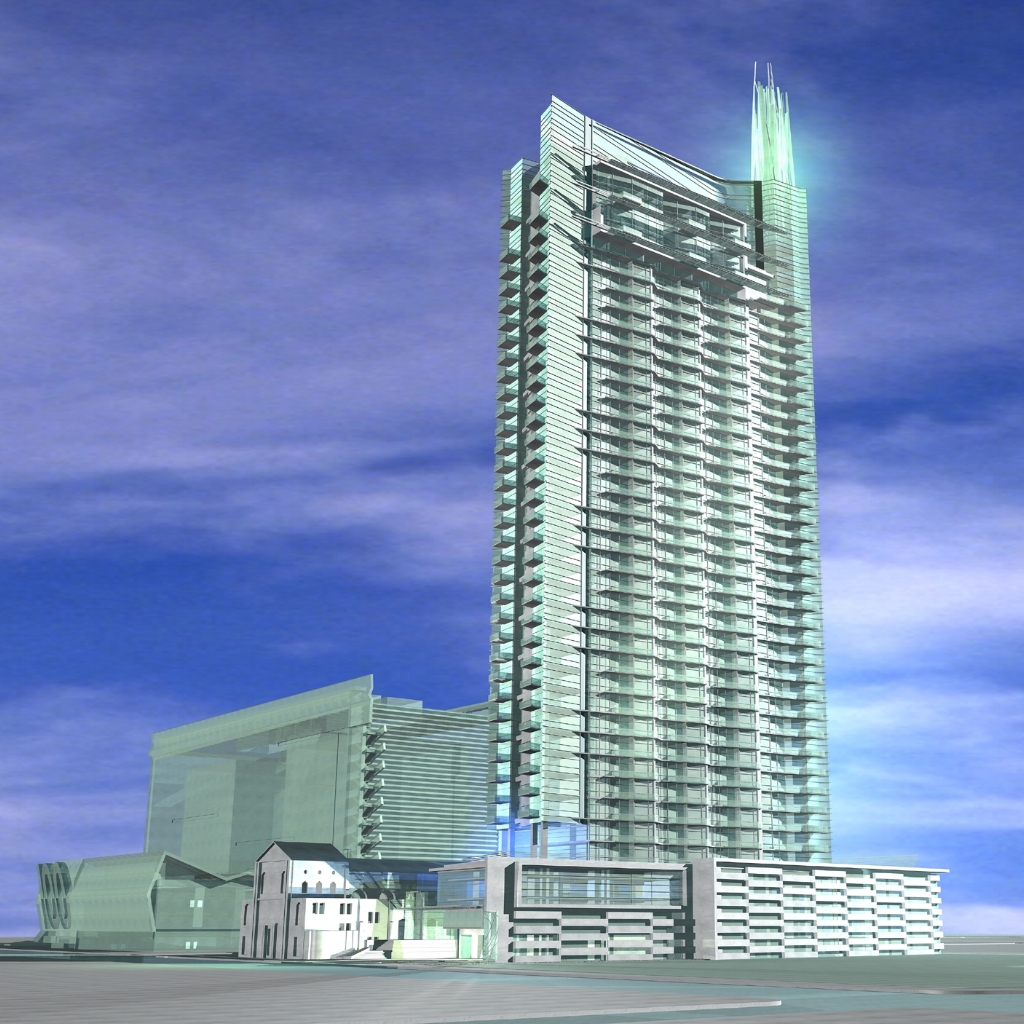 Vibiana Towers