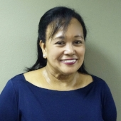 Josefina Tuazon  Nutrition Director