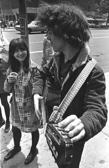 New York City, 1968, by Dave Sagarin