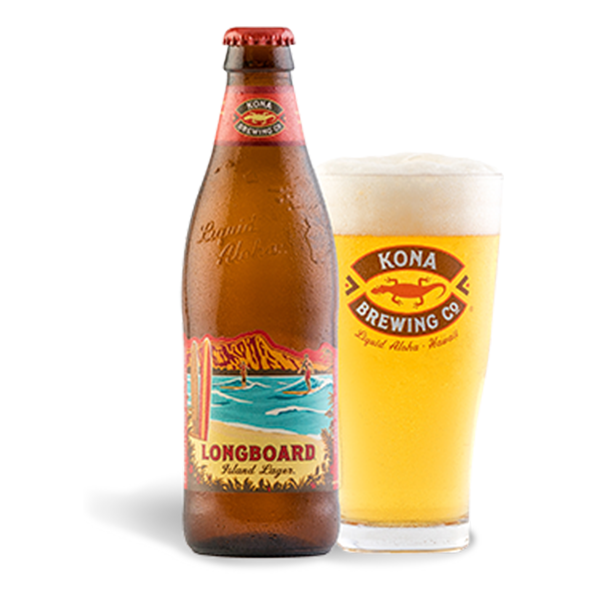 - Longboard Island Lager is a crisp, pale-gold lager made with choice malts and aromatic hops, brewed in a traditional lager style. It's a smooth and easygoing beer that never goes out of style—ever.