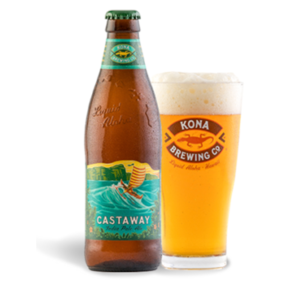 - Take a sip of this copper-colored India Pale Ale and you'll taste bold, citrusy hops with a touch of mango and passionfruit balanced by rich caramel malts. Castaway IPA has a clean, crisp finish that's as fresh as the wind in your face when you set sail for adventure.