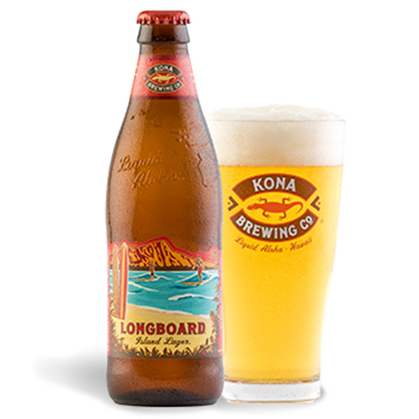 Longboard - Longboard Island Lager is a crisp, pale-gold lager made with choice malts and aromatic hops, brewed in a traditional lager style. It's a smooth and easygoing beer that never goes out of style—ever.