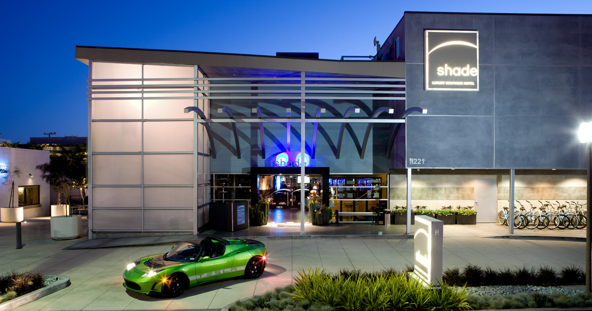 Shade Hotel - 655 N Harbor Dr, Redondo Beach, CA 90277