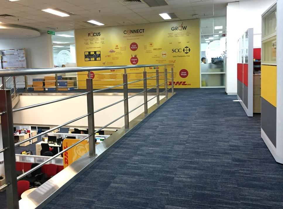 DHL Headquarter, Malaysia