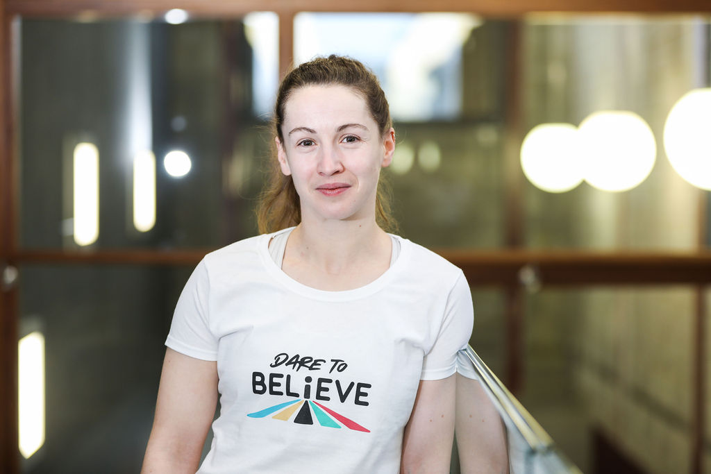 Chloe Magee - Badminton3X Olympian, European Medallist10 x National Champion