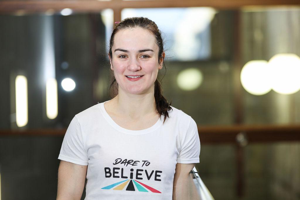 Kellie Harrington - BoxingWorld Chamion , European Medallist