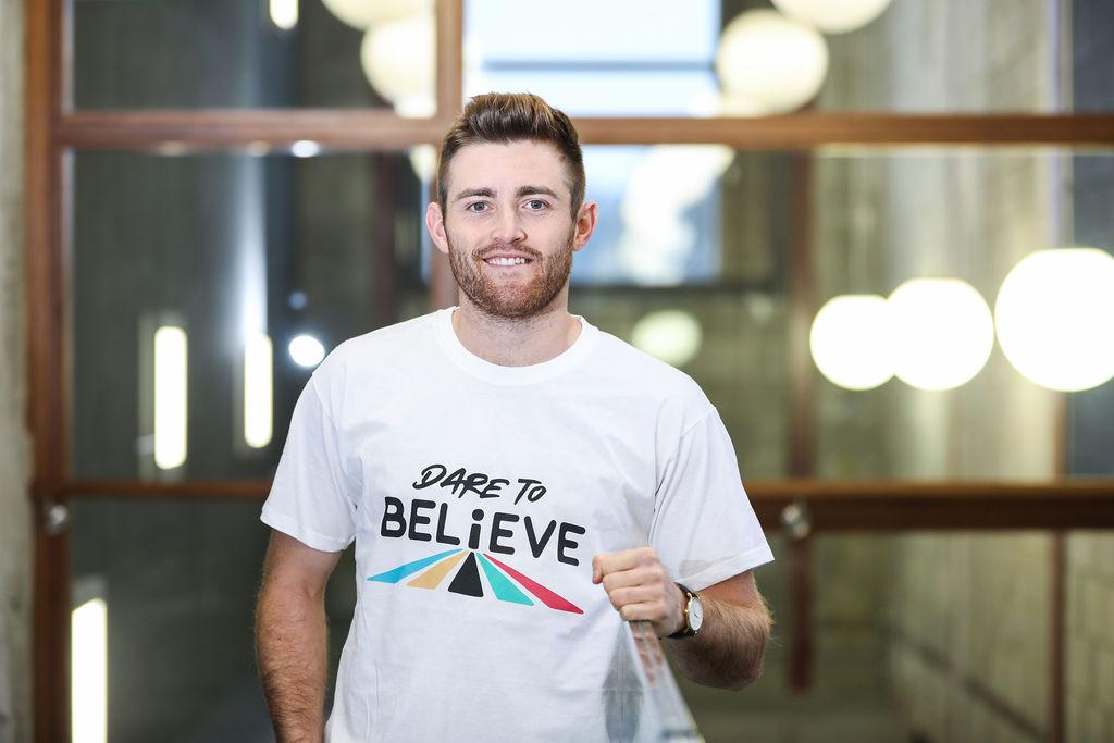 Shane O'Donoghue - HockeyOlympian, World Cup Player, Irish Record Goal Scorer