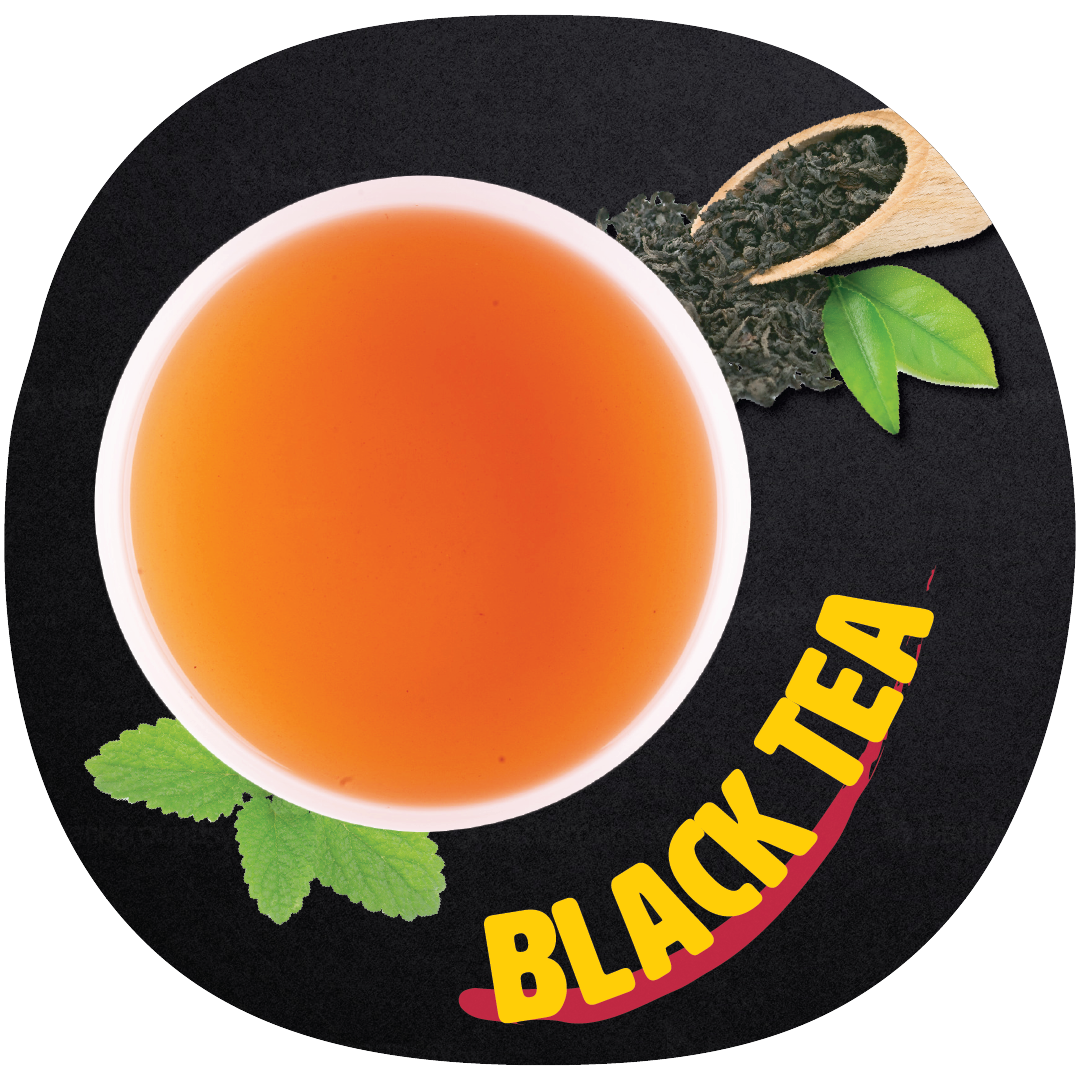 Black Tea  Plain black tea is rich in antioxidants known as polyphenols and contains minimal quantities of sodium, proteins, and carbohydrates. It may have health benefits, including reducing risk of stroke and preventing other abnormal cardiovascular conditions.