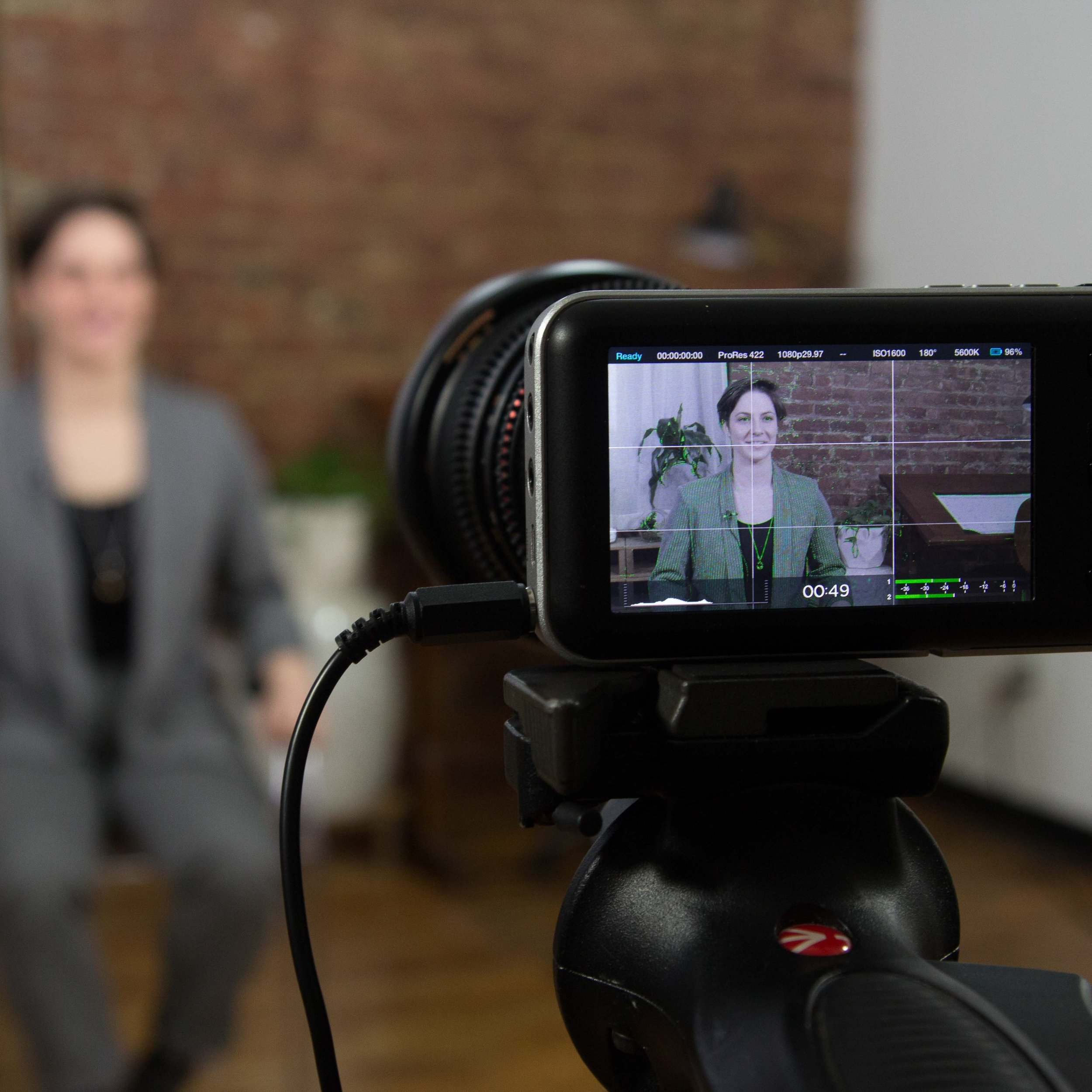 Filming and Capture - Tips and tricks that will make your video shoot go smoothly and ensure your footage comes out great.