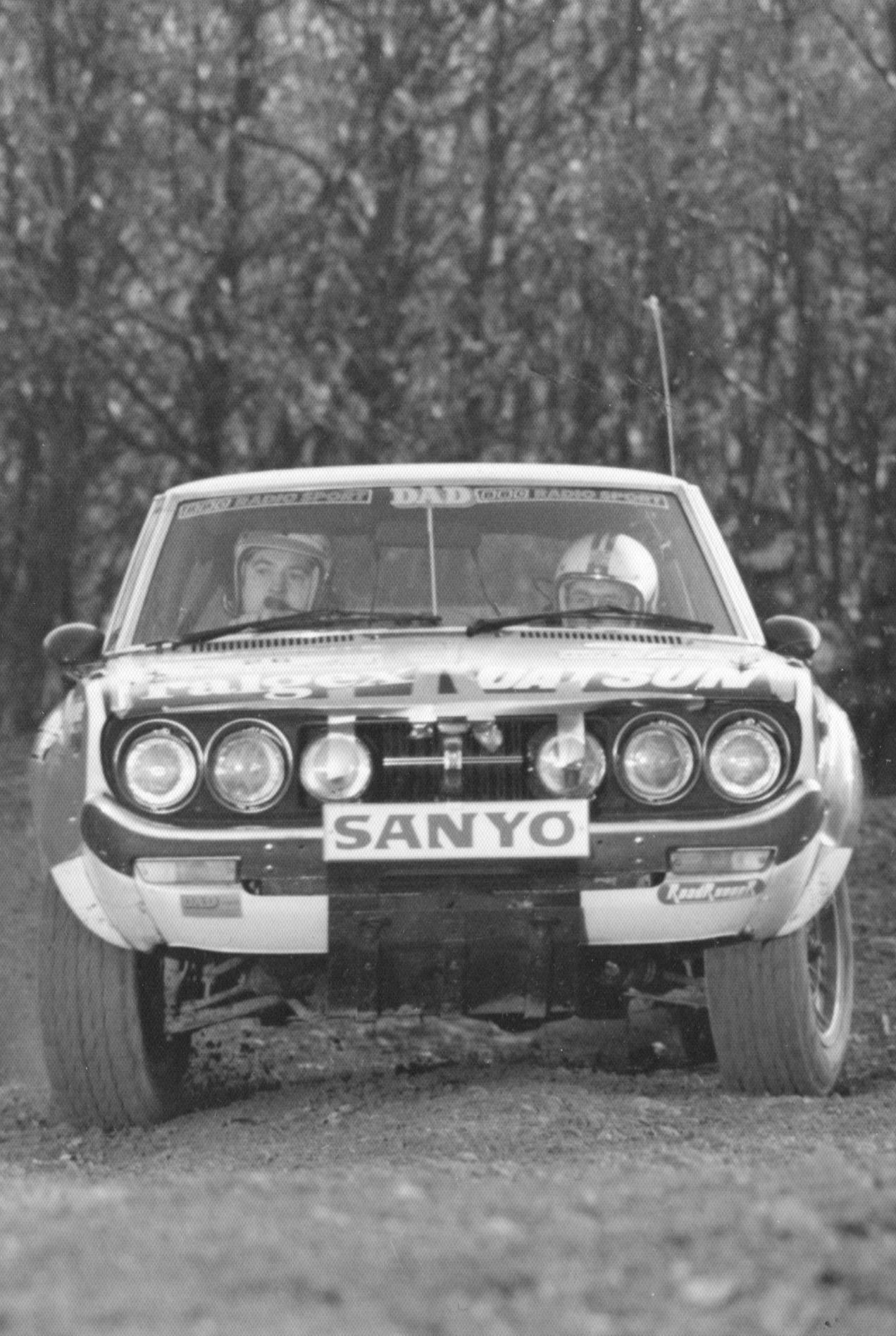 Andy Dawson Rally