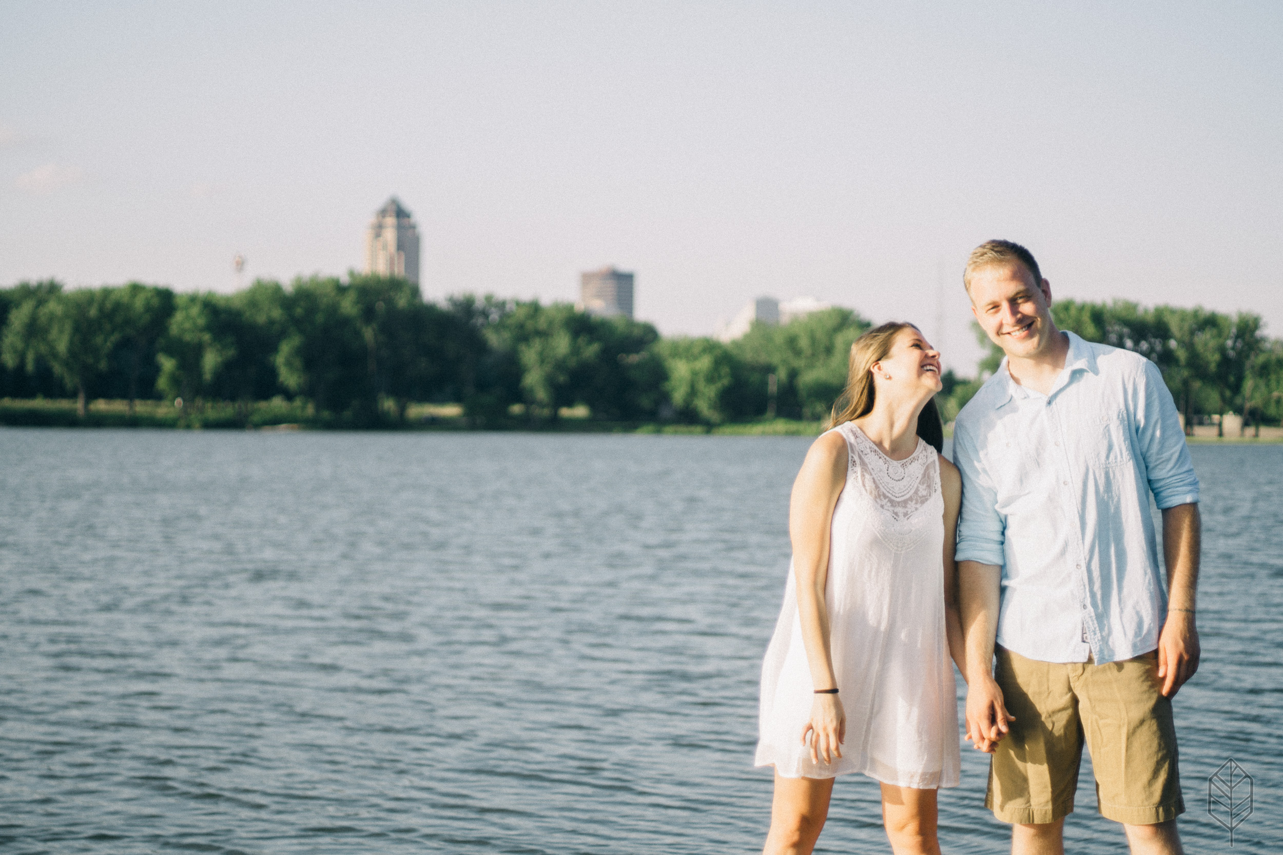 Johnsons Creative | Jake + Kayla, Engagement Photos, Photography, Cedar Falls, Iowa, Midwest, Des Moines