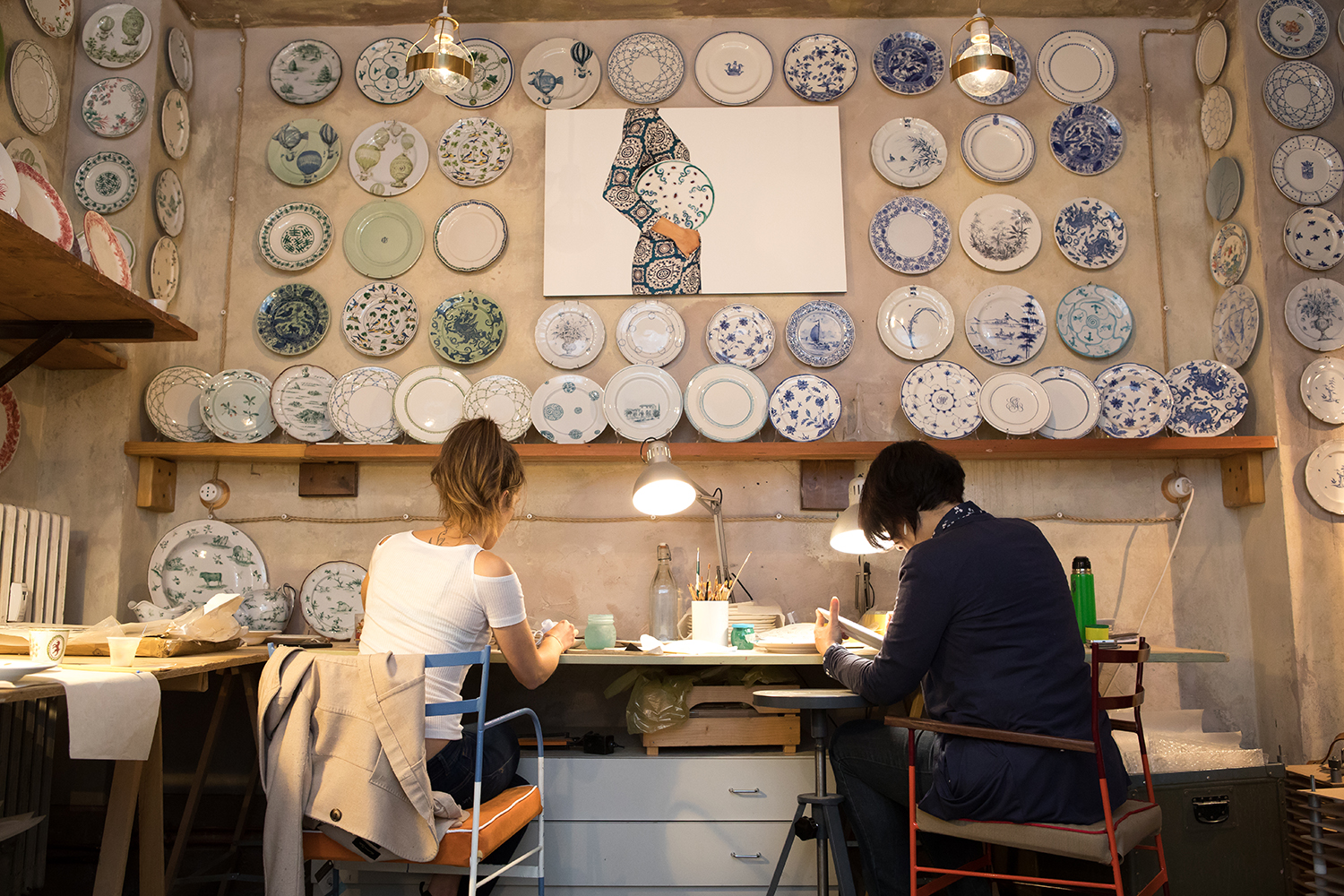 Paravincini ceramics professional profile portrait photography documentary Italy by Aimee Almstead 7.jpg