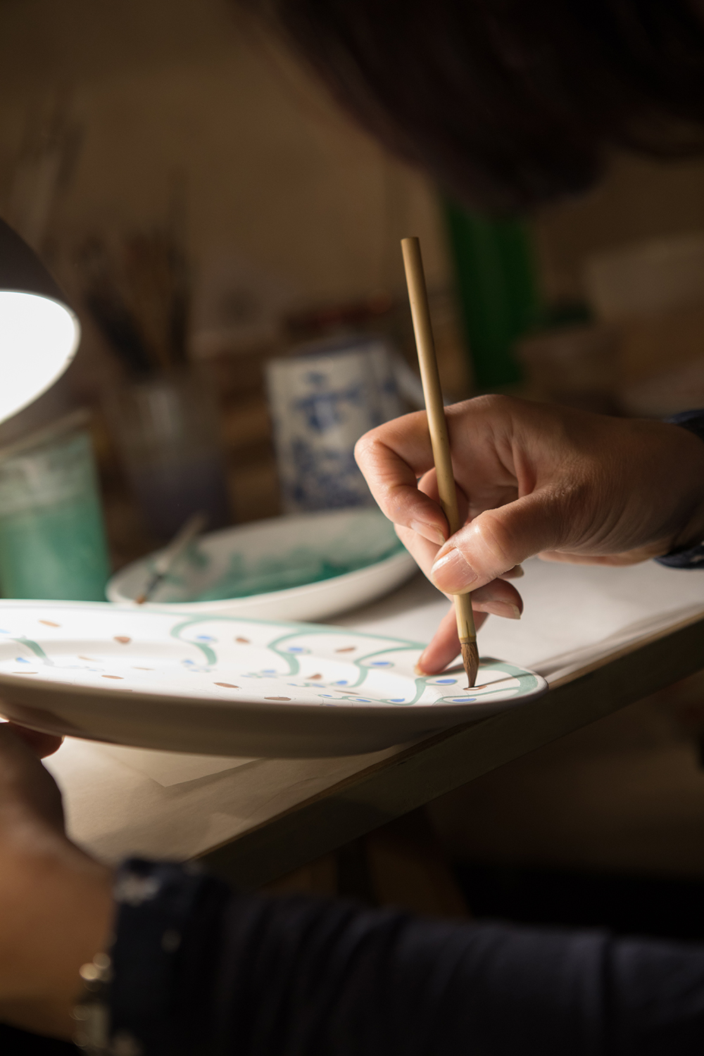 Paravincini ceramics professional profile portrait photography documentary Italy by Aimee Almstead 3.jpg