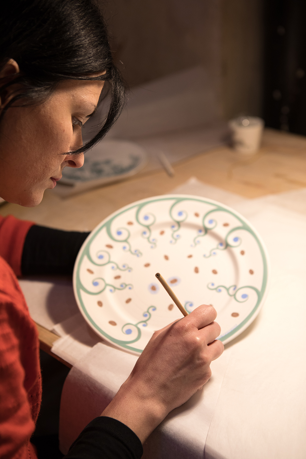 Paravincini ceramics professional profile portrait photography documentary Italy by Aimee Almstead 2.jpg