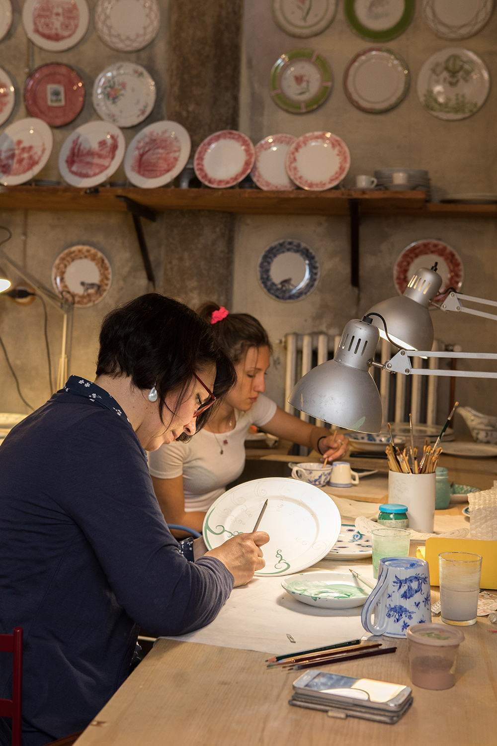 Paravincini ceramics professional profile portrait photography documentary Italy by Aimee Almstead 6.jpg