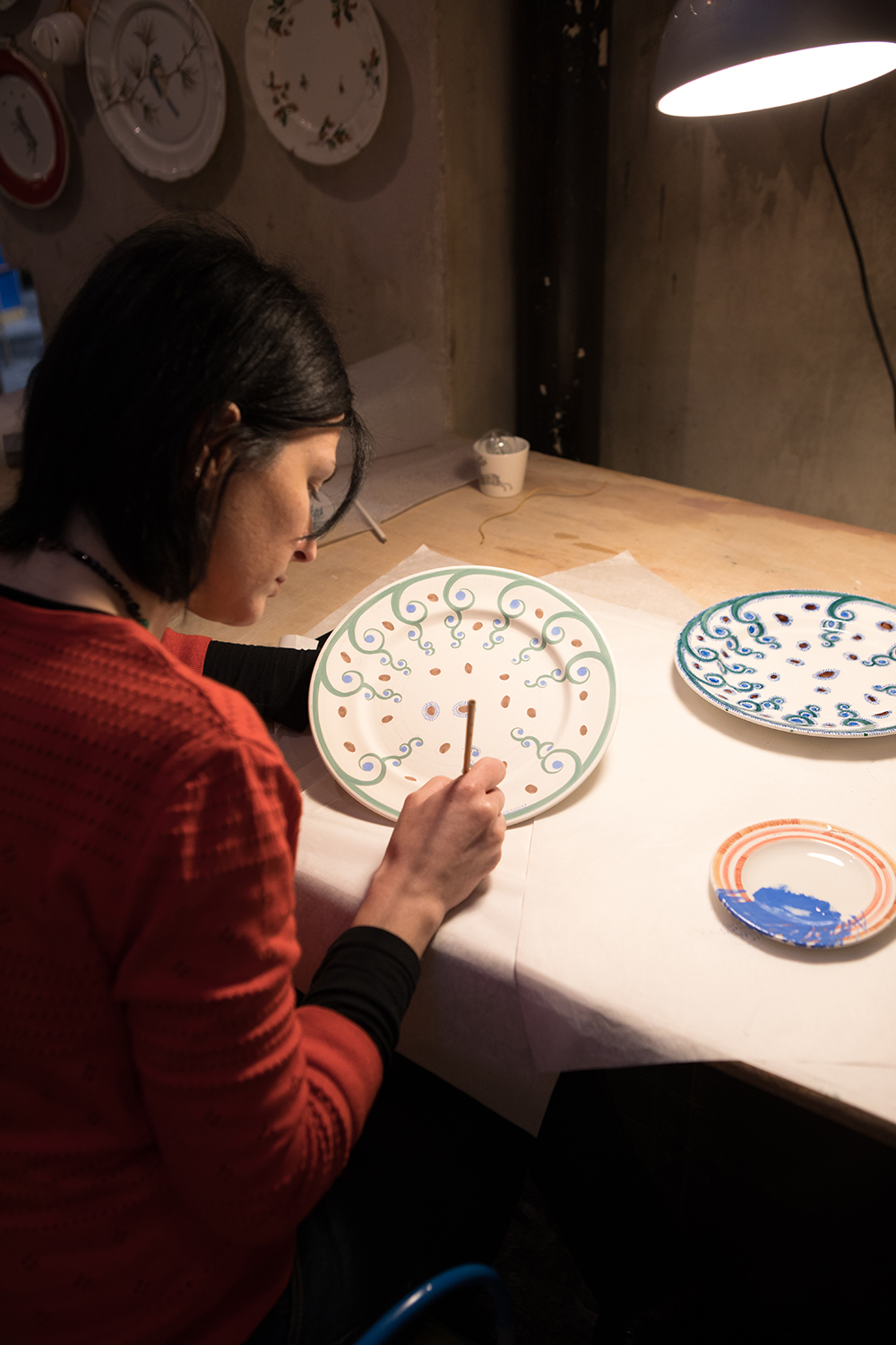Paravincini ceramics professional profile portrait photography documentary Italy by Aimee Almstead.jpg