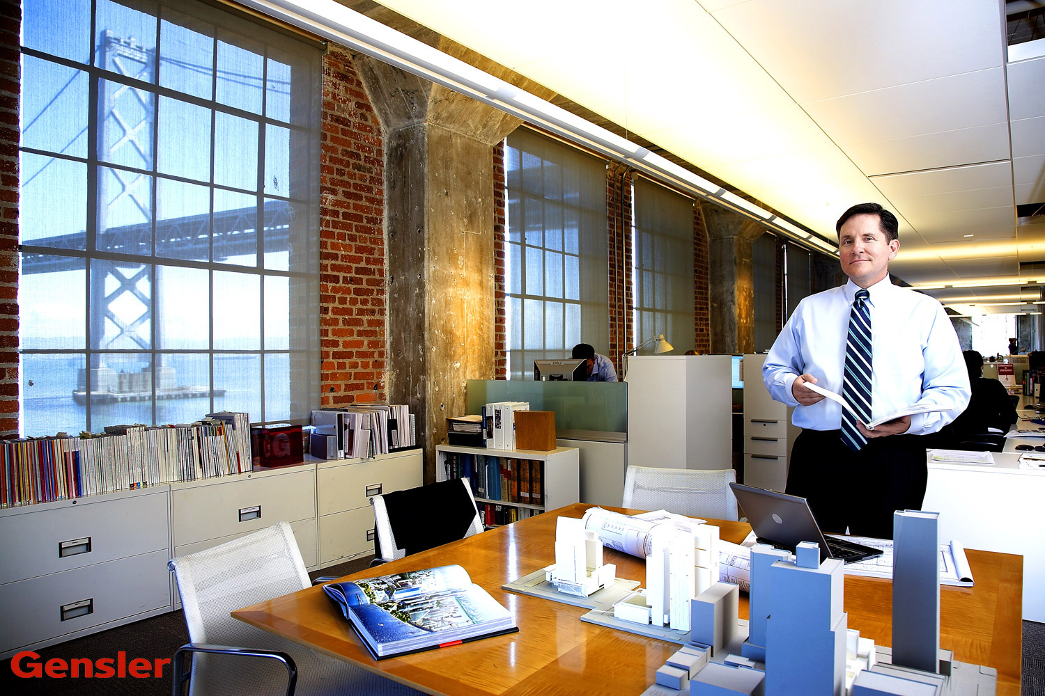 GENSLER SAN FRANSICO ARCHITECTURE FIRM EDITORIAL PROFILE PORTRAIT PHOTOGRAPHY BY © JONATHAN R. BECKERMAN.jpg